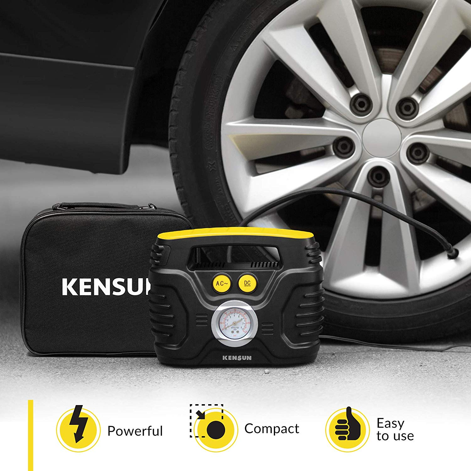 Kensun Portable Air Compressor