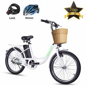 BRIGHT GG NAKTO Electric Bicycle