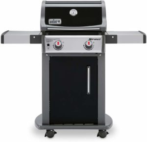 Weber 46110001 Spirit E-210 LP Gas Grill
