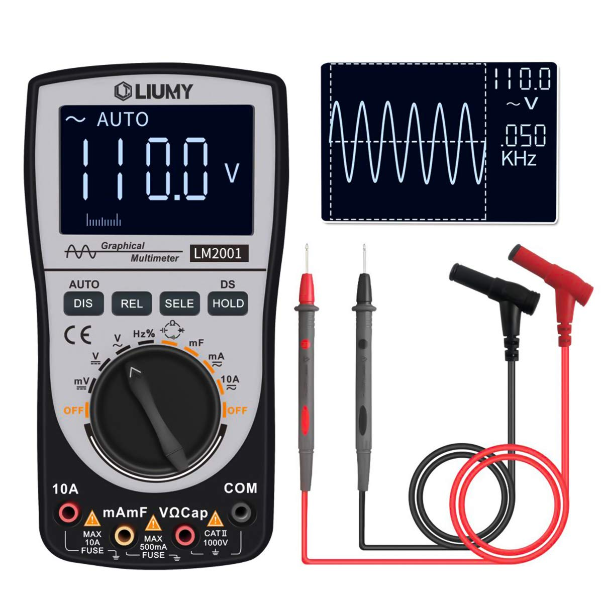Best Portable Handheld Oscilloscope