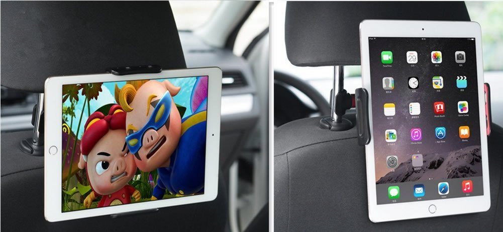 Top 10 Best Tablet Holder for Car Headrest
