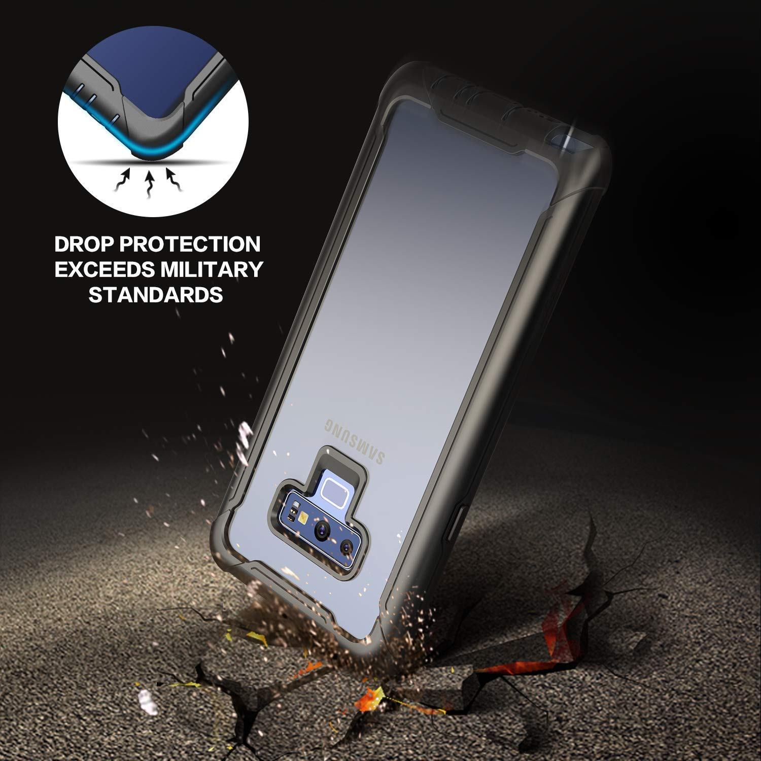 best cell phone case for drop protection samsung