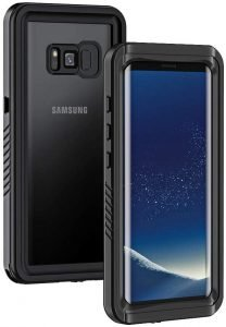 Lanhiem Galaxy S8 Case