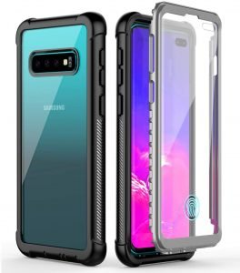 Samsung Galaxy S10 Plus case by Temda