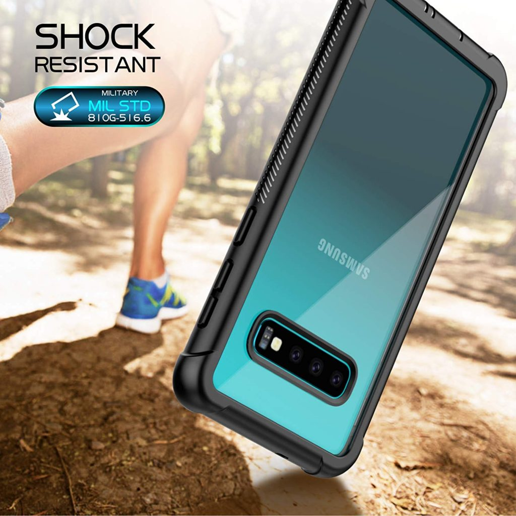Samsung Galaxy S10 Plus Case shock resistant