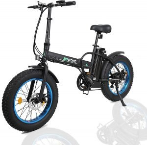 Best Fat Tire Folding Electric Bike
