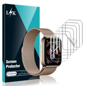 L K Screen Protector for Apple Watch Series 5