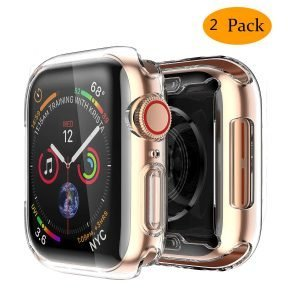 Smiling Clear Case for Apple Watch Series 4 & Series5
