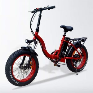 vtuvia Folding Electric Bike