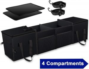 Car Trunk Organizer by X-cosrack